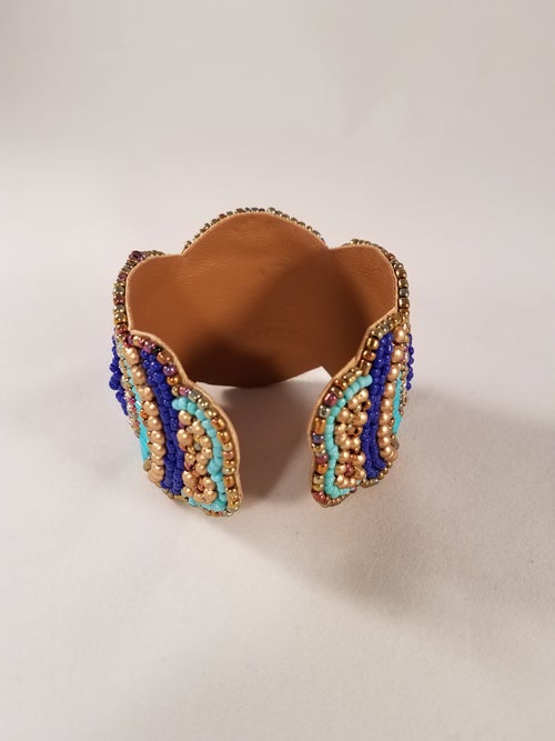Image of Bejeweled Cuff Bracelet
