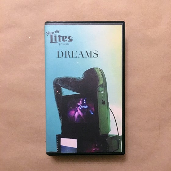 Image of DREAMS VHS TAPE