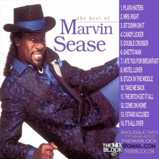Image of Marvin Sease - Best Of...