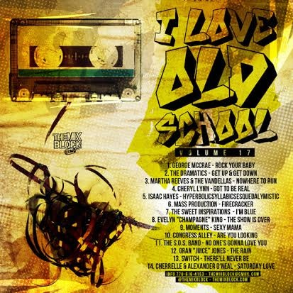 Image of I Love Old School 17