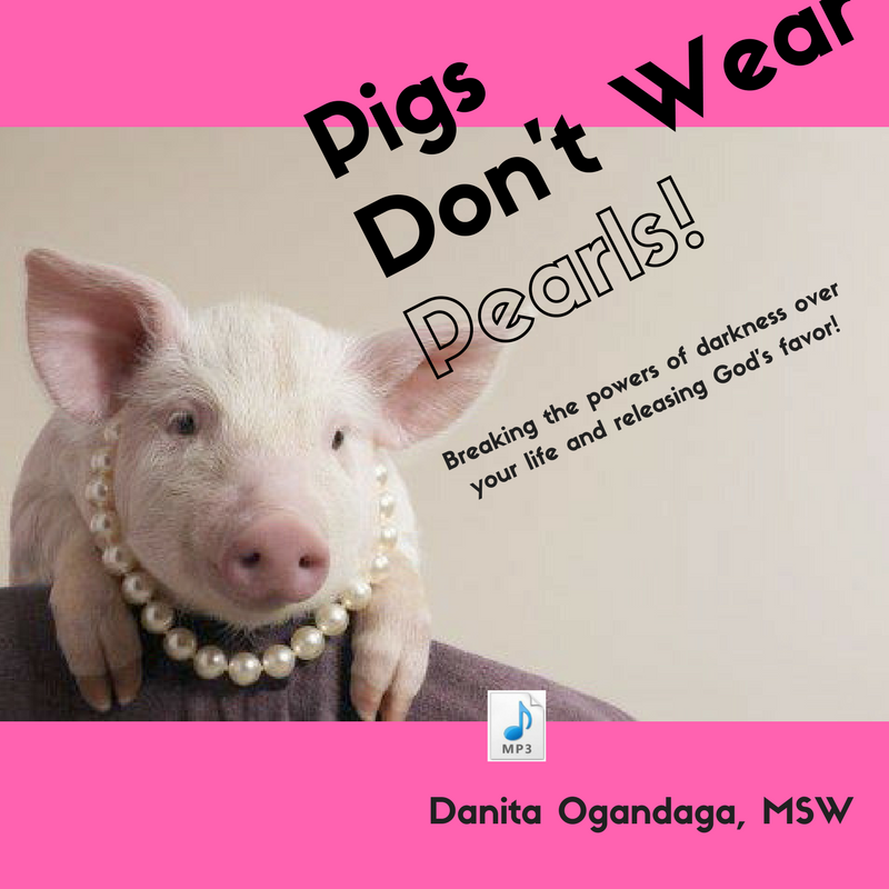 Image of Pigs Don't Wear Pearls!