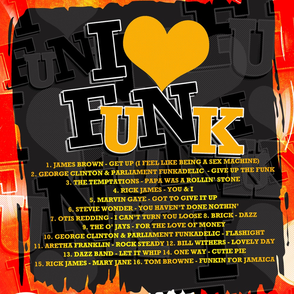Image of I Love Funk