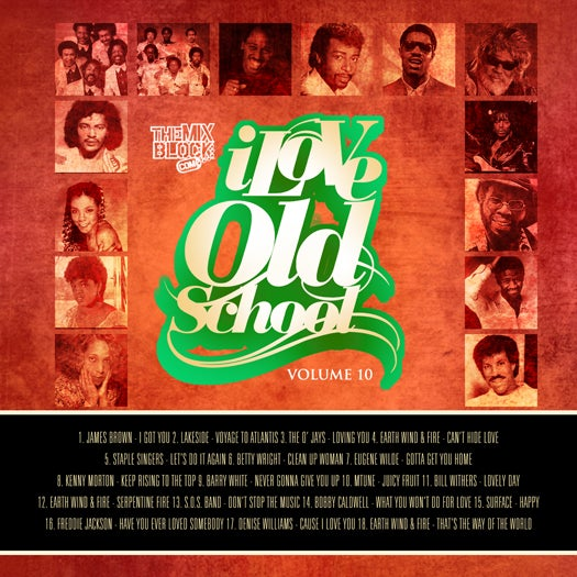 Image of I Love Old School 10