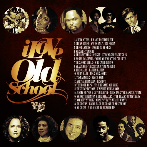 Image of I Love Old School 13