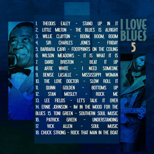 Image of I Love Blues 5