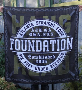 Image of FOUNDATION Flag