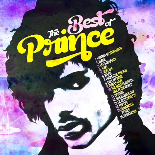 Image of Prince: Best Of...