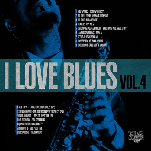 Image of I Love Blues 4