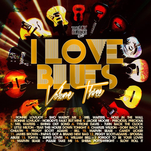Image of I Love Blues 3