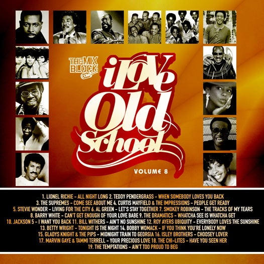 Image of I Love old School 8