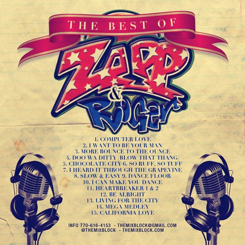 Image of Zapp & Roger: Best Of...