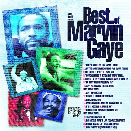 Image of Marvin Gaye: Best Of...