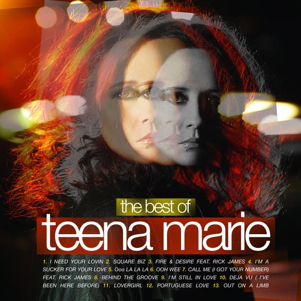 Image of Teena Marie: Best Of...