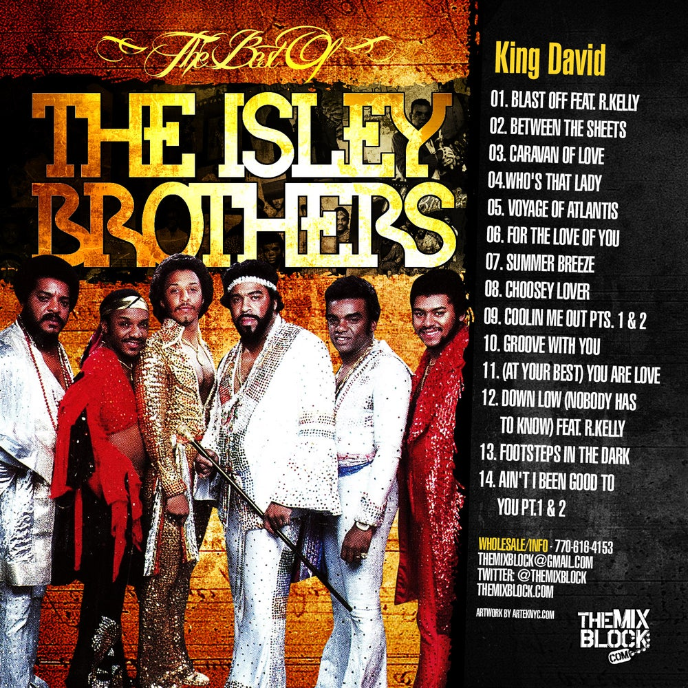 Image of Isley Brother: Best Of...