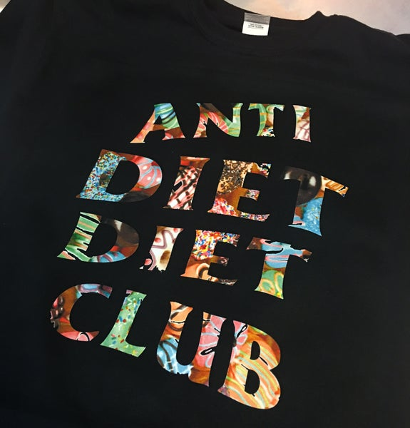 Image of Diet Diet Donut T-Shirt