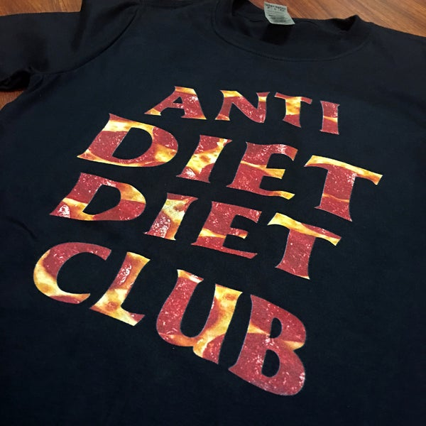 Image of Diet Diet Pizza T-Shirt