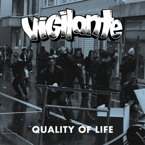 Image of VIGILANTE - Quality Of Life 12""