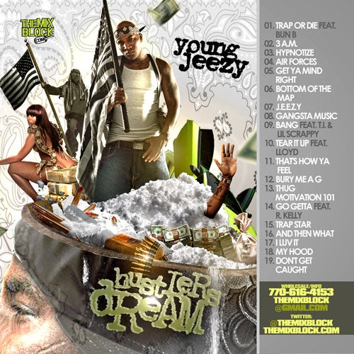 Image of Young Jeezy: Hustlers Dream