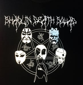 Image of Shaolin Death Squad - Pentagram T-Shirts