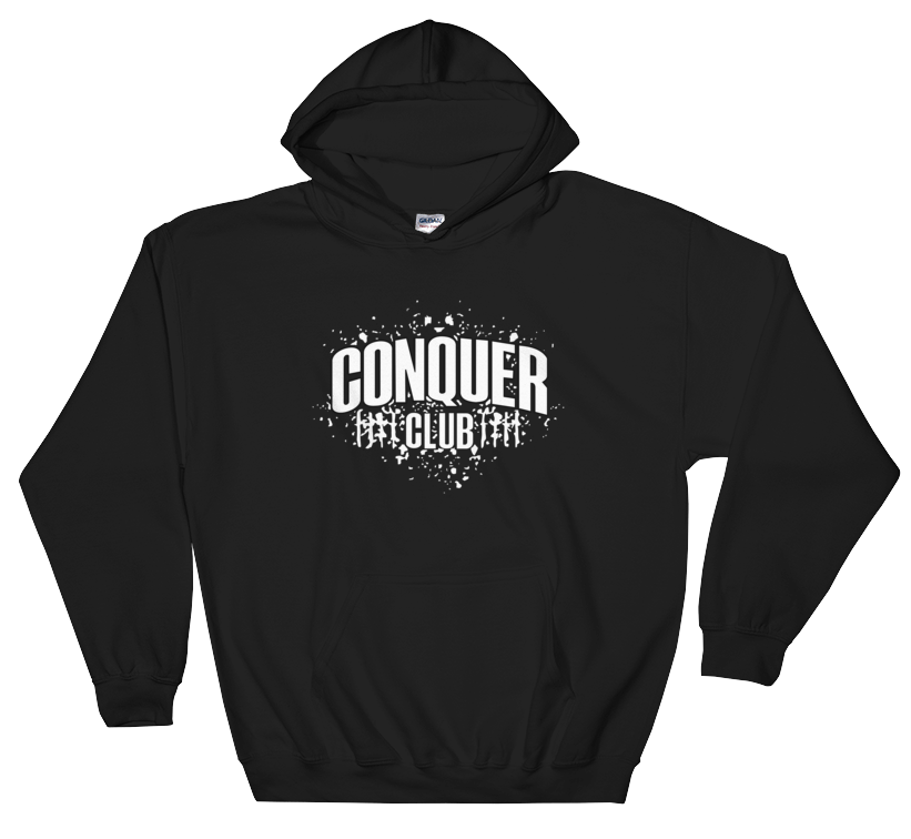 Image of Conquer Club Hoodie