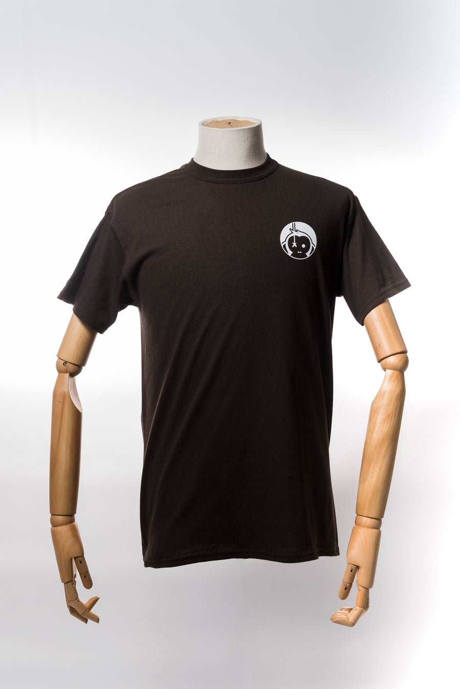 Image of Monkey Climber Pro Public shirt I Chocolate