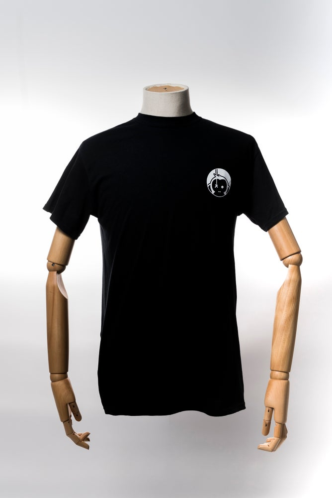 Image of Monkey Climber Pro Public shirt I Black