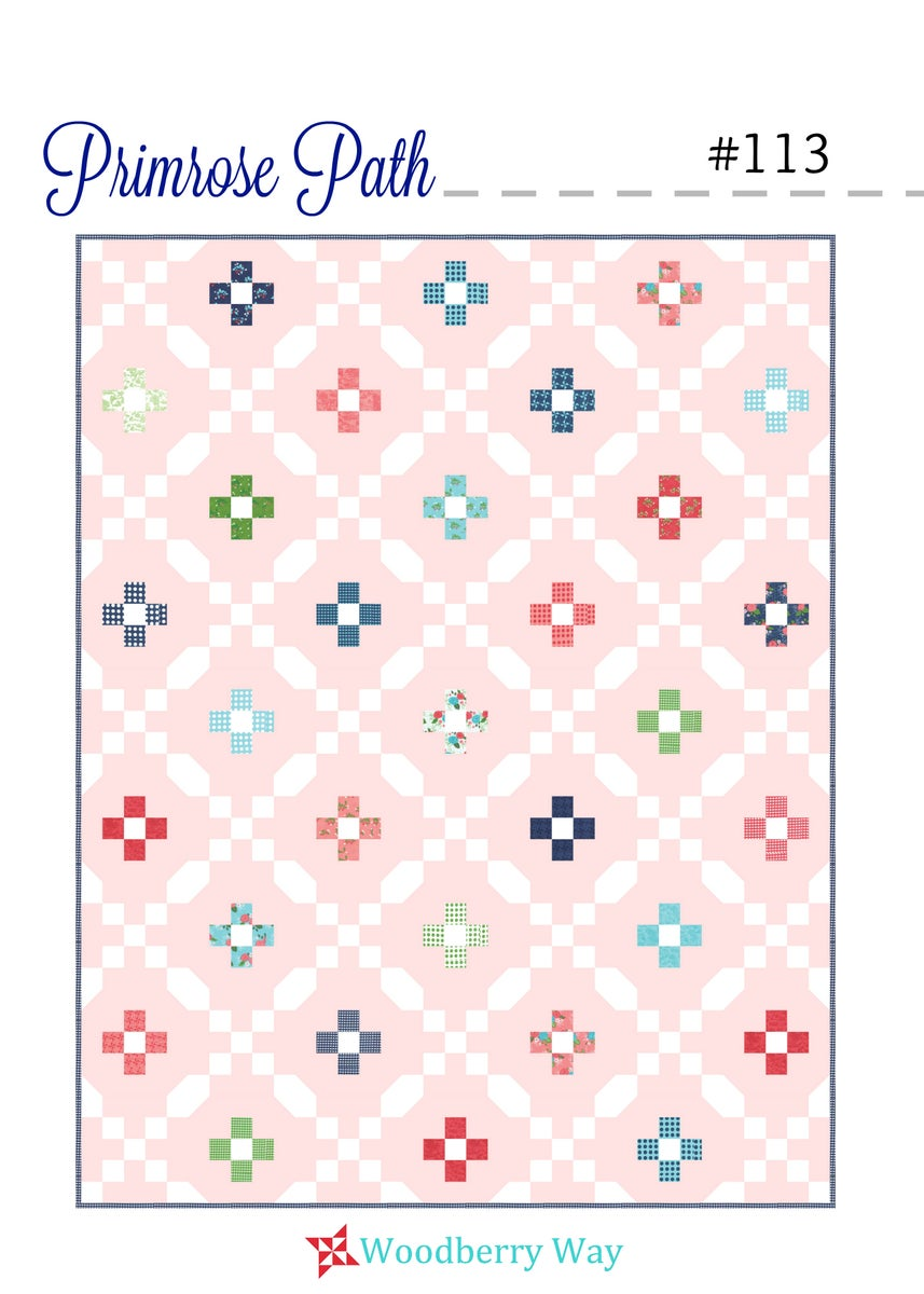 Woodberry Way Primrose Path Pdf Pattern