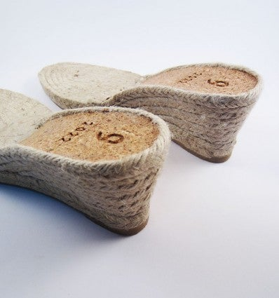 Image of espadrille soles - M11 - 7cm - 35 to 41 European sizes