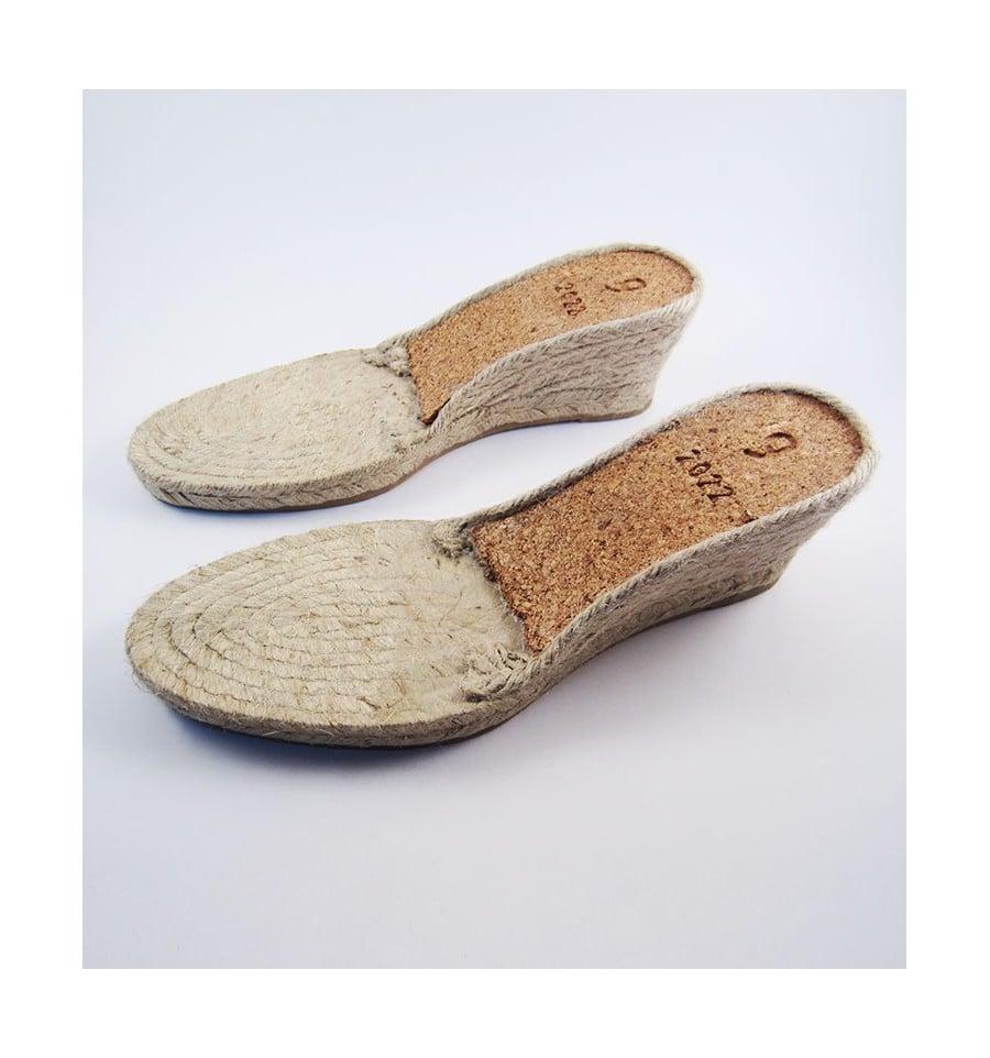 Image of espadrille soles - M11 - 7cm - 35 to 41 European sizes
