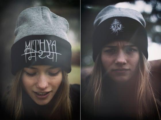 Image of Mithya x The Hidden Choice collab Beanie