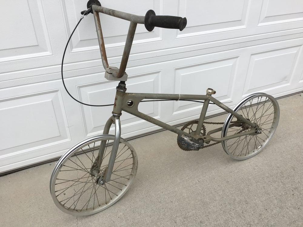 "Image of Old School 80's Mongoose 20"" BMX Race Bike-Barn Find"