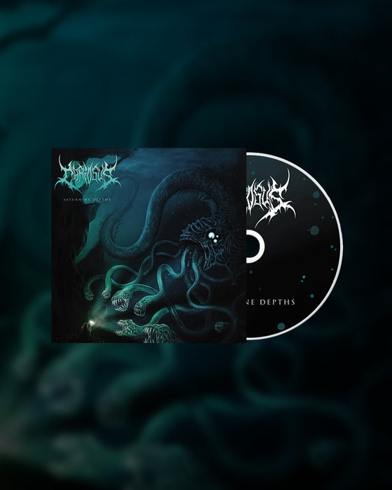Image of Saturnine Depths CD