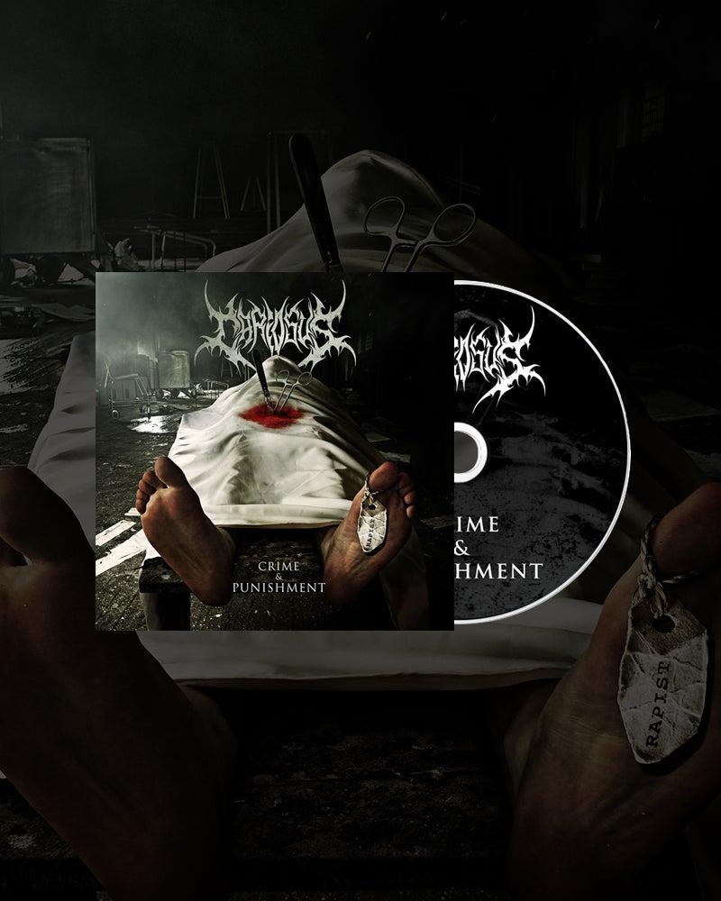 Image of Crime & Punishment CD