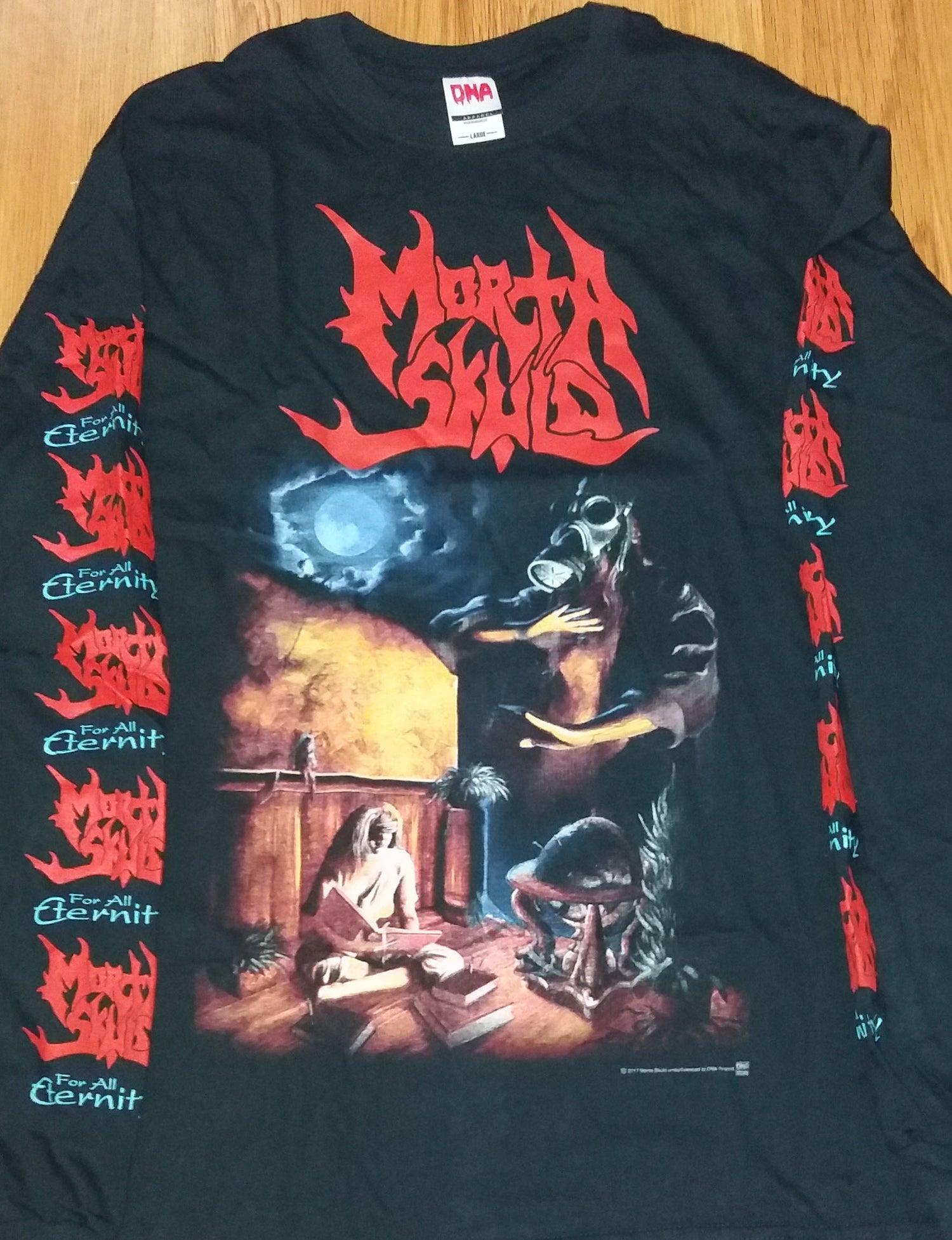 Image of Morta Skuld - For All Eternity