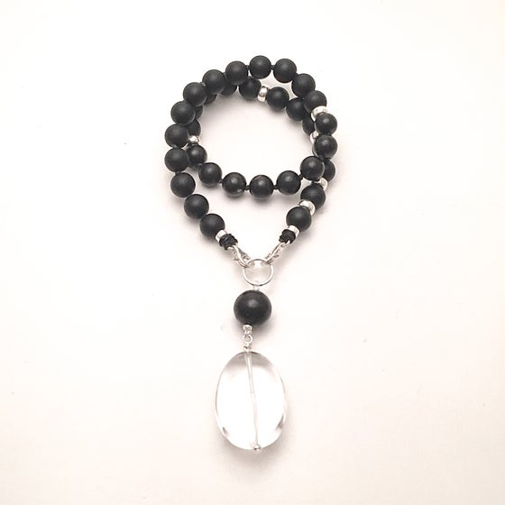 Image of Guidance Onyx & Clear Quartz