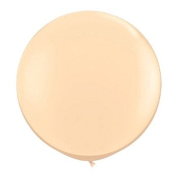 Image of Giant Round Balloons - Blush