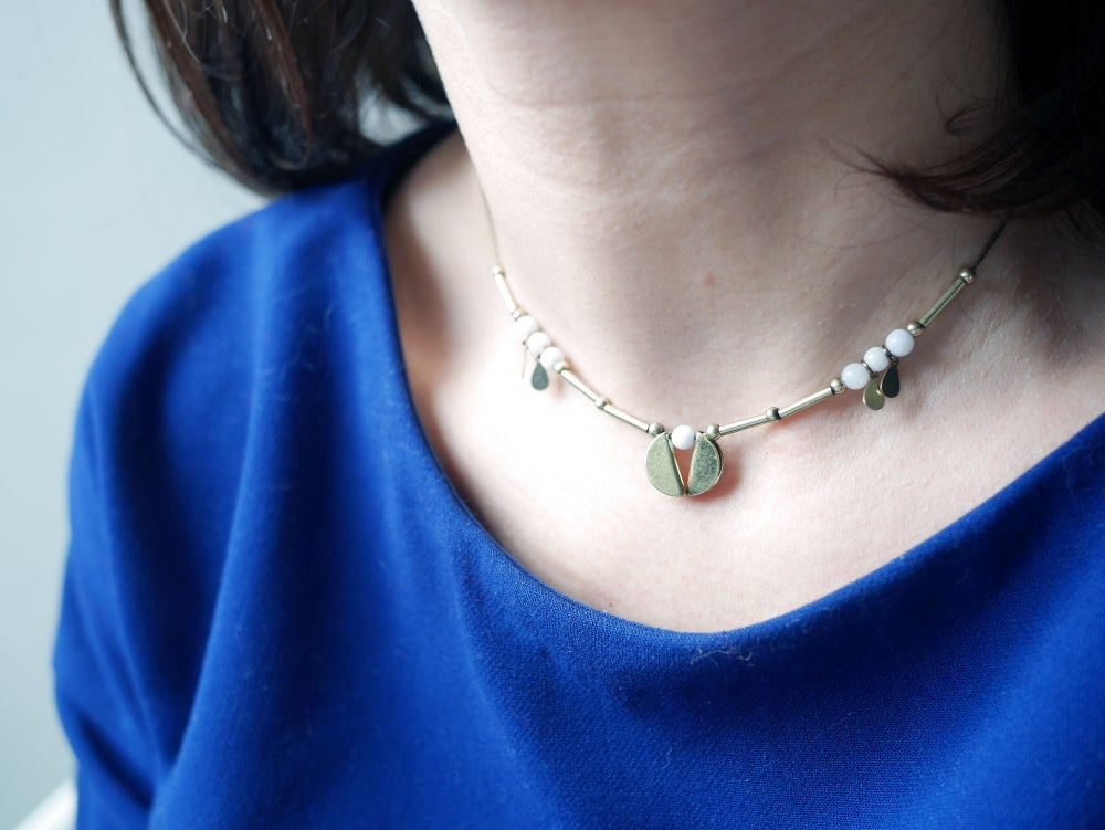 Image of Collier Choker Sahara 8 coloris