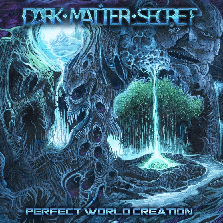Image of DARK MATTER SECRET - Perfect World Creation CD