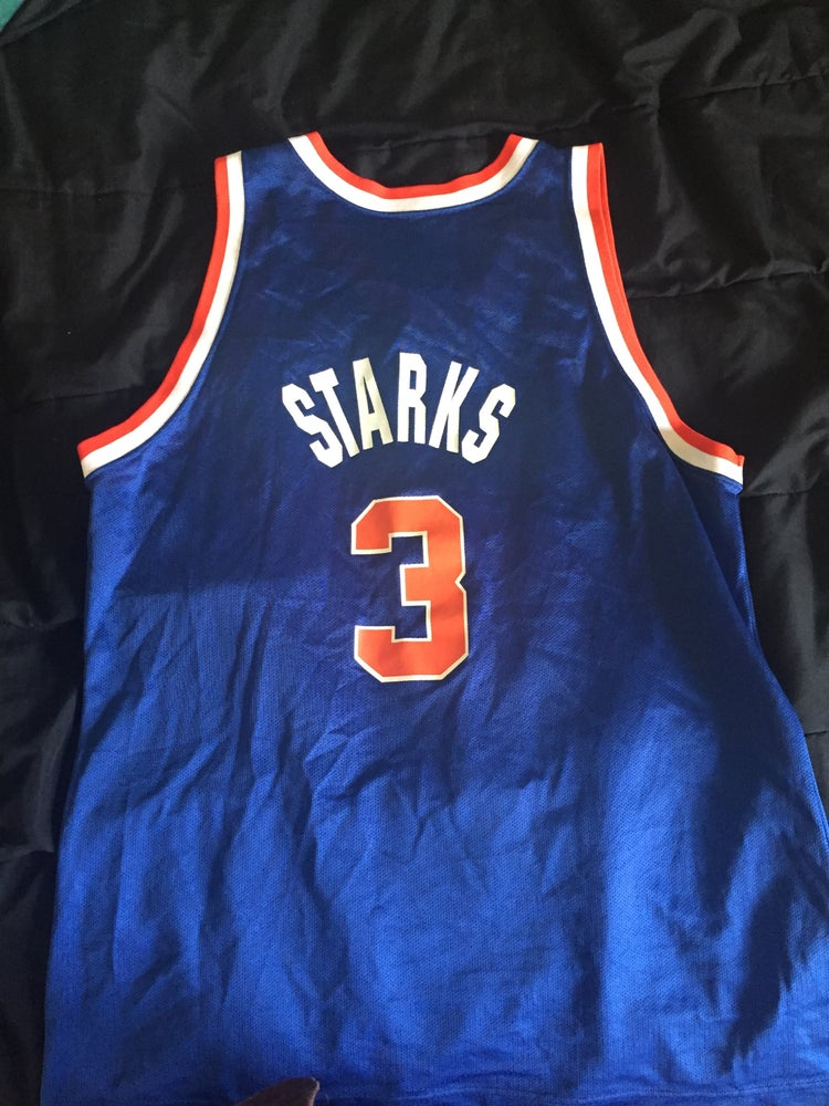 hot sale online a895f 9f42d New York knicks champion jersey