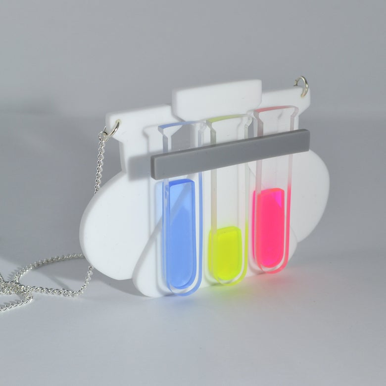 Image of Chemistry Set Necklace