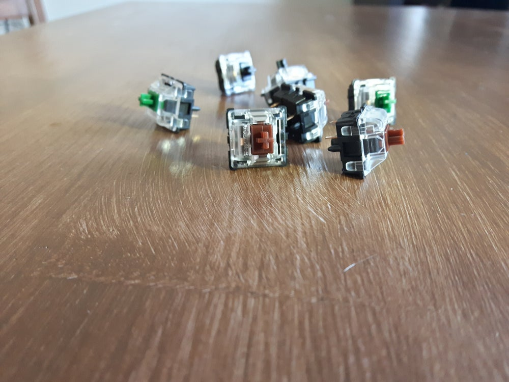 Image of Gateron Switches