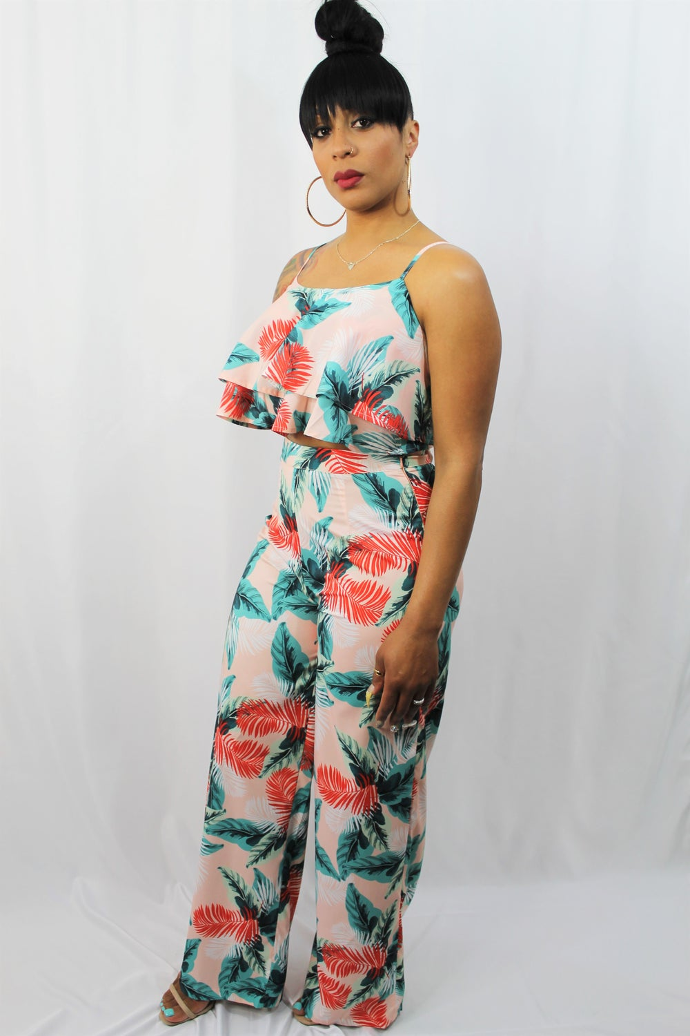 Image of Floral 2-piece