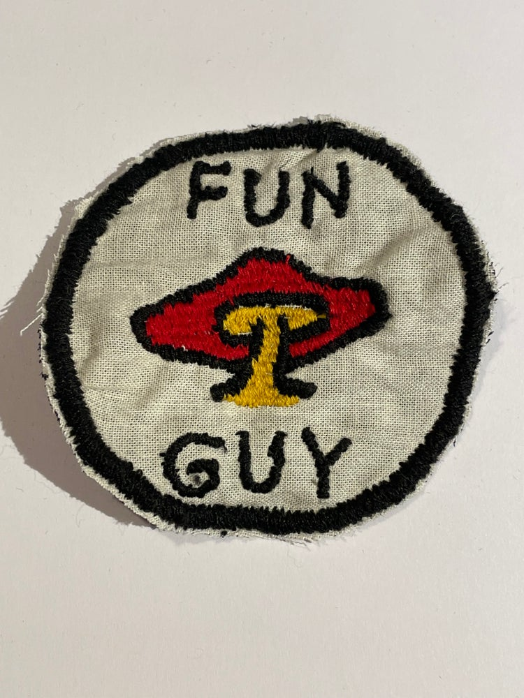 Image of Fun Guy patch.