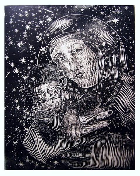 """Image of """"La Costellazione della Madonna del Mandrillo"""""""