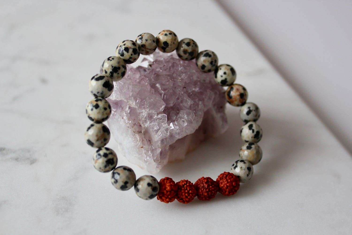 Image of Dalmation Jasper Bracelet