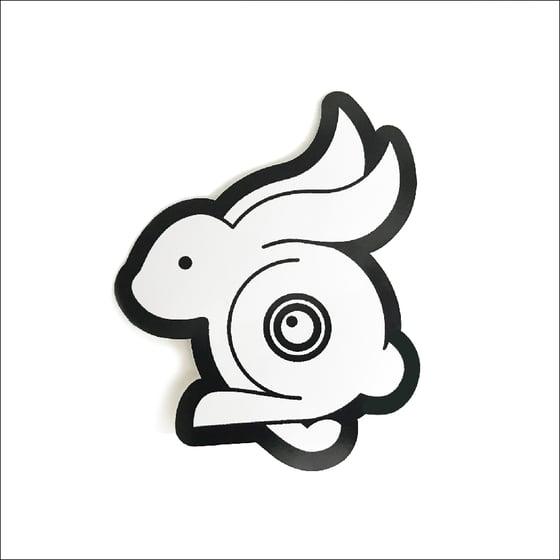 Image of TRH Die Cut Sticker