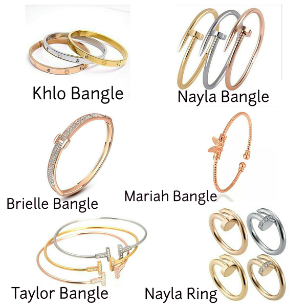 Image of RINGS & BANGLES