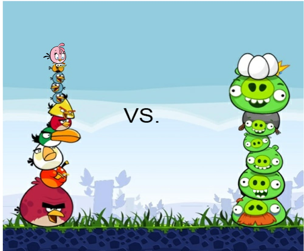 Image of Angry Birds Game Free Download For Pc Exe