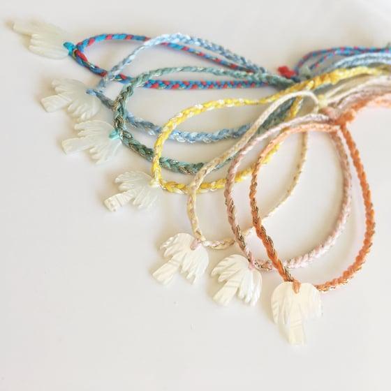 Image of Palmito gri-gri bracelet
