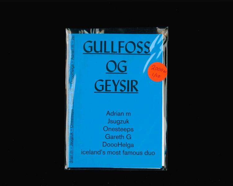 Image of Gullfoss og Geysir